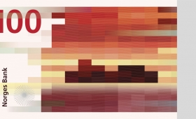 Norway's new Pixelated banknotes